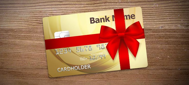 Credit card promotion and privileges
