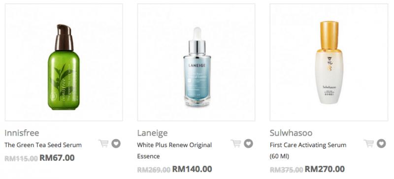 Korean Skincare Essence
