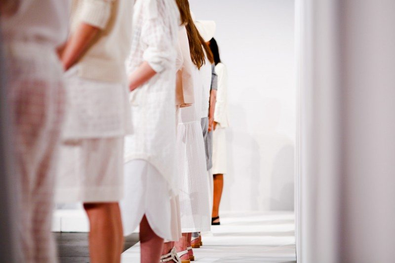 Behind the Scenes with Aveda™ – Steven Alan SS14 NYFW – Mercedes-Benz Fashion Week New York Spring Summer 2014