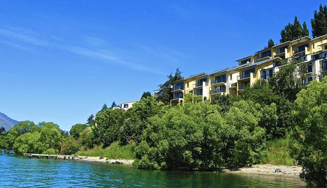 Villa Del Lago, Queenstown, New Zealand