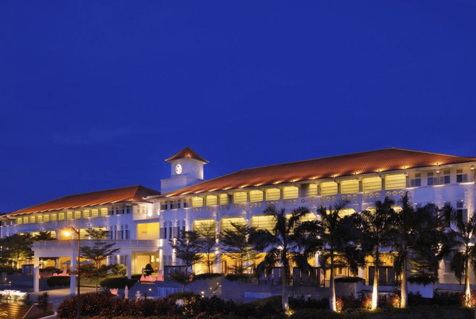 Movenpick Heritage Hotel, Sentosa, Singapore