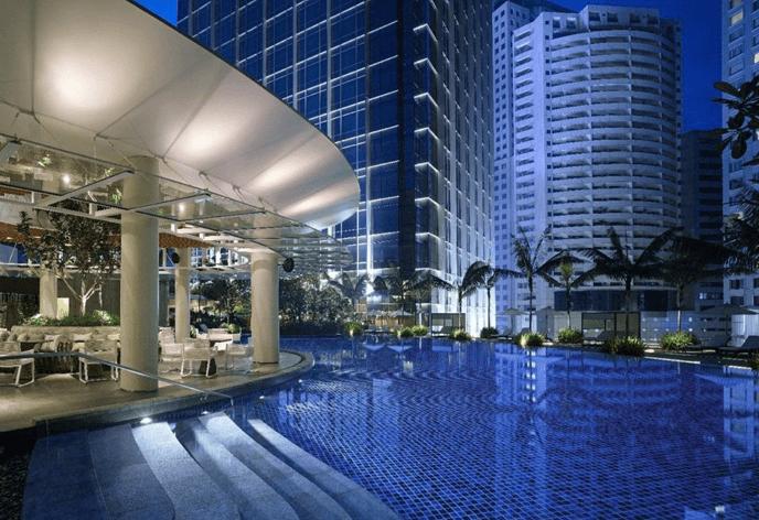 Grand Hyatt, Kuala Lumpur, Malaysia