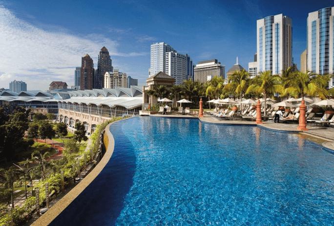 Mandarin Oriental, Kuala Lumpur, Malaysia